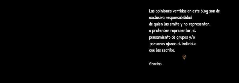 La Guarida del Crítico - Blog de Mau Calderón