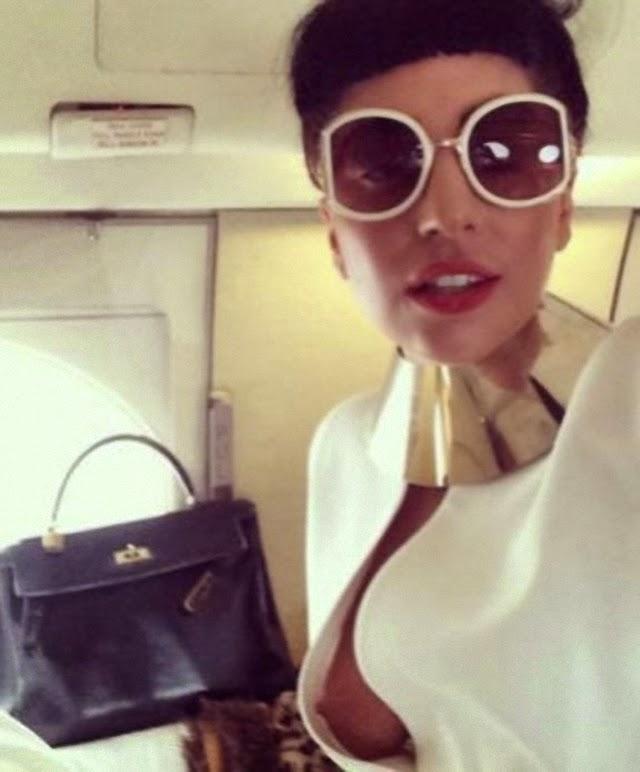 Topless de Lady Gaga