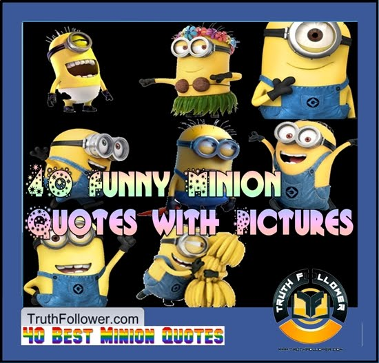 Top Funny Minion Quotes