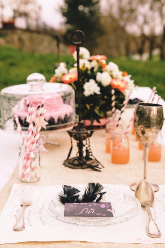 bohemian italian wedding