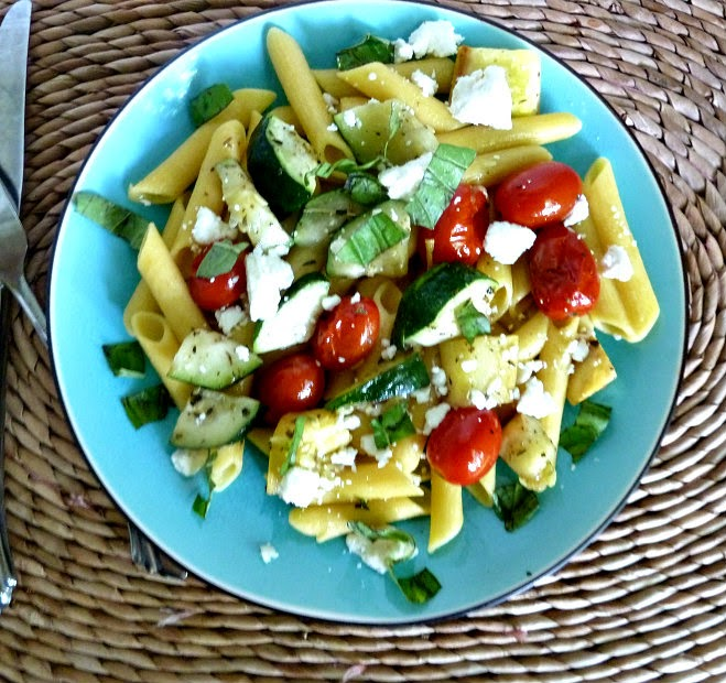 Baking and Cooking, A Tale of Two Loves: Pasta Primavera ...