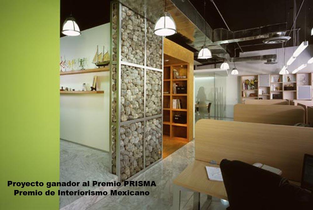 Podio groups2go por weizel arquitectos for Despachos de diseno de interiores df