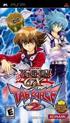 Yu Gi Oh tag Force 2 [Español] [PSP]