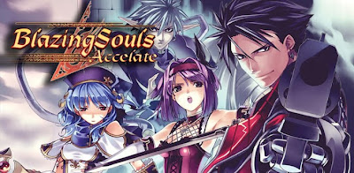 Blazing Souls Accelate (ENG) v1.2 Apk Game + SD Data Free