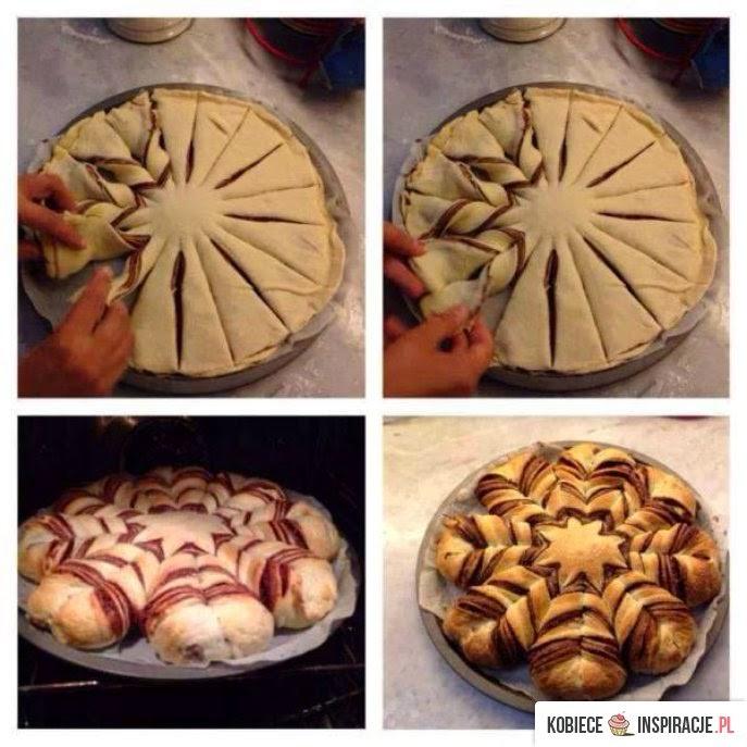 كيفية صنع خبز النوتيلا المُضفر الشهي بالصور !