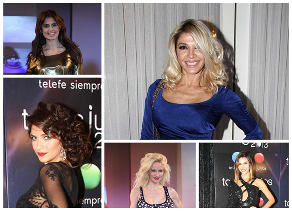Peinados mujeres argentinas famosas