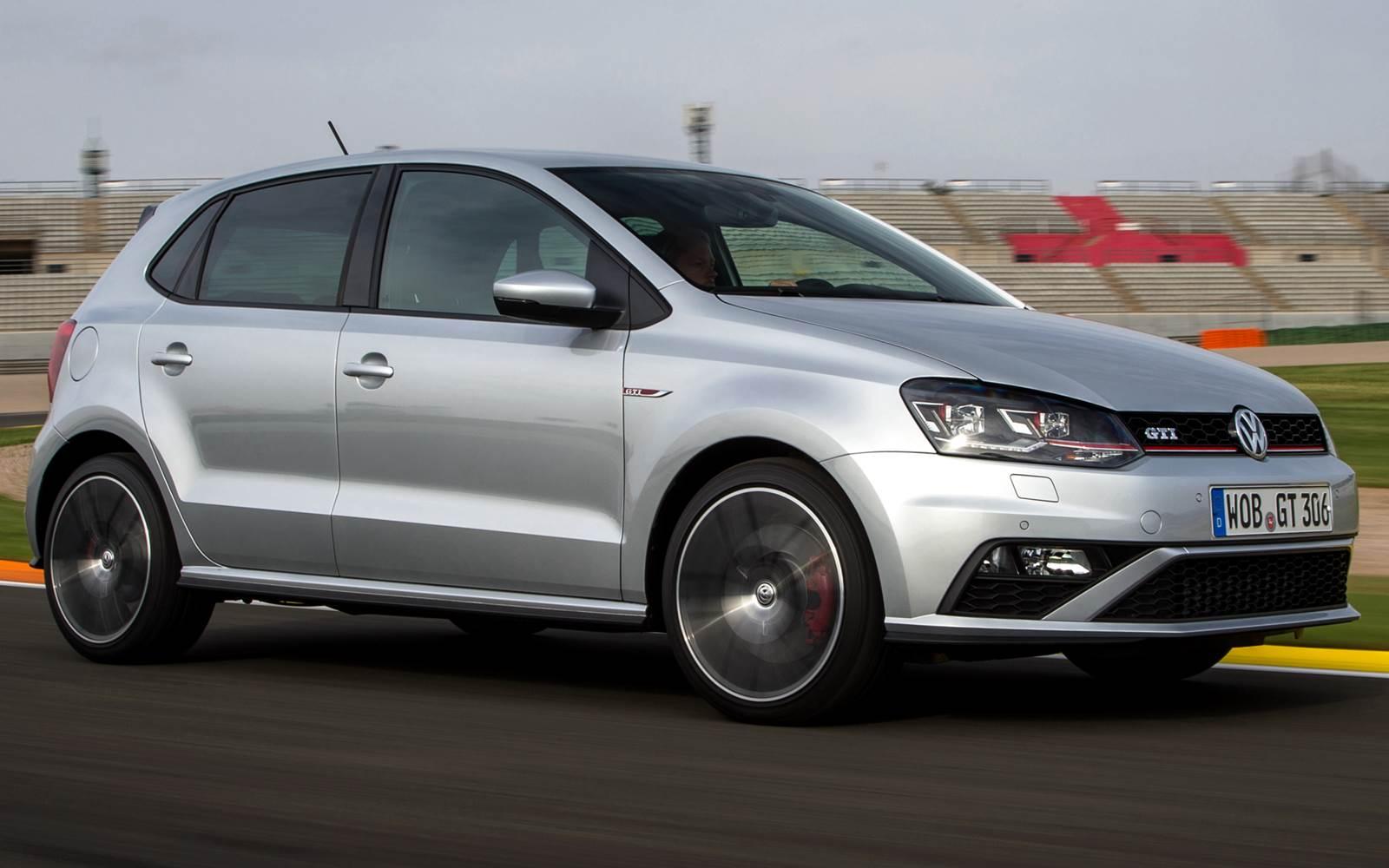Volkswagen polo gti 2015 precio