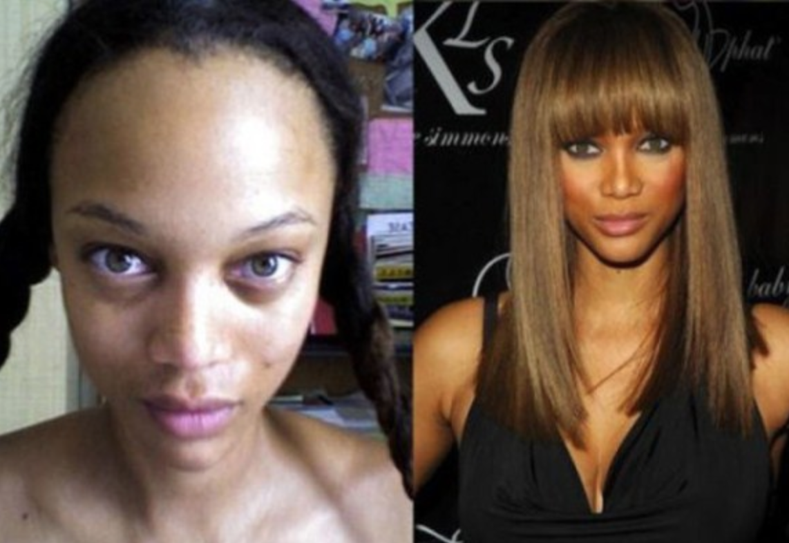 kandeejcom: 11 Celebs Without Make Up: Better With Or - Without Makeup