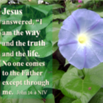 Faith Comes By Hearing #scripture #Bible #John #Jesus #Way #Truth #Life