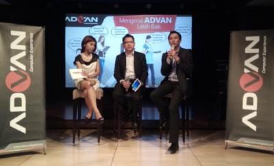Advan Optimis Bisa Jual 5 Juta Unit Tablet Tahun Ini