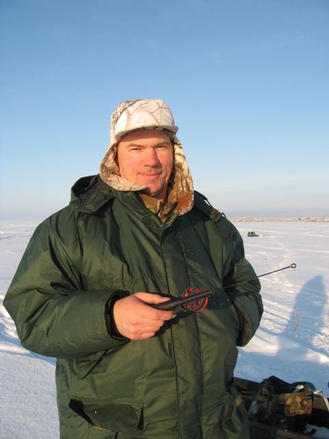 Зимняя  блесна - эффективная приманка при ловле окуня