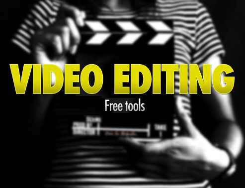 best image editing online. Here below the list of best 10 tools to edit your videos online.