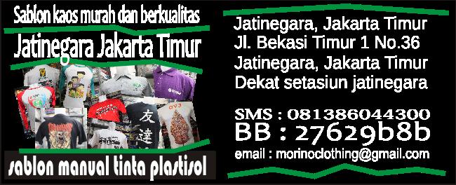Sablon Kaos Murah Jakarta Timur Jatinegara Kaos Sablon Murah Kaos Murah Se-Jatinegara Jakarta Timur