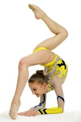 Gymnastics Games Kids At Home