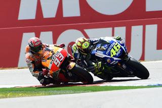 Rossi: Marquez Membuat Saya Kehilangan Gelar Juara