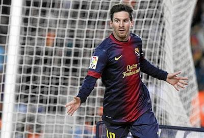 Los retos de Lionel Messi para el 2013
