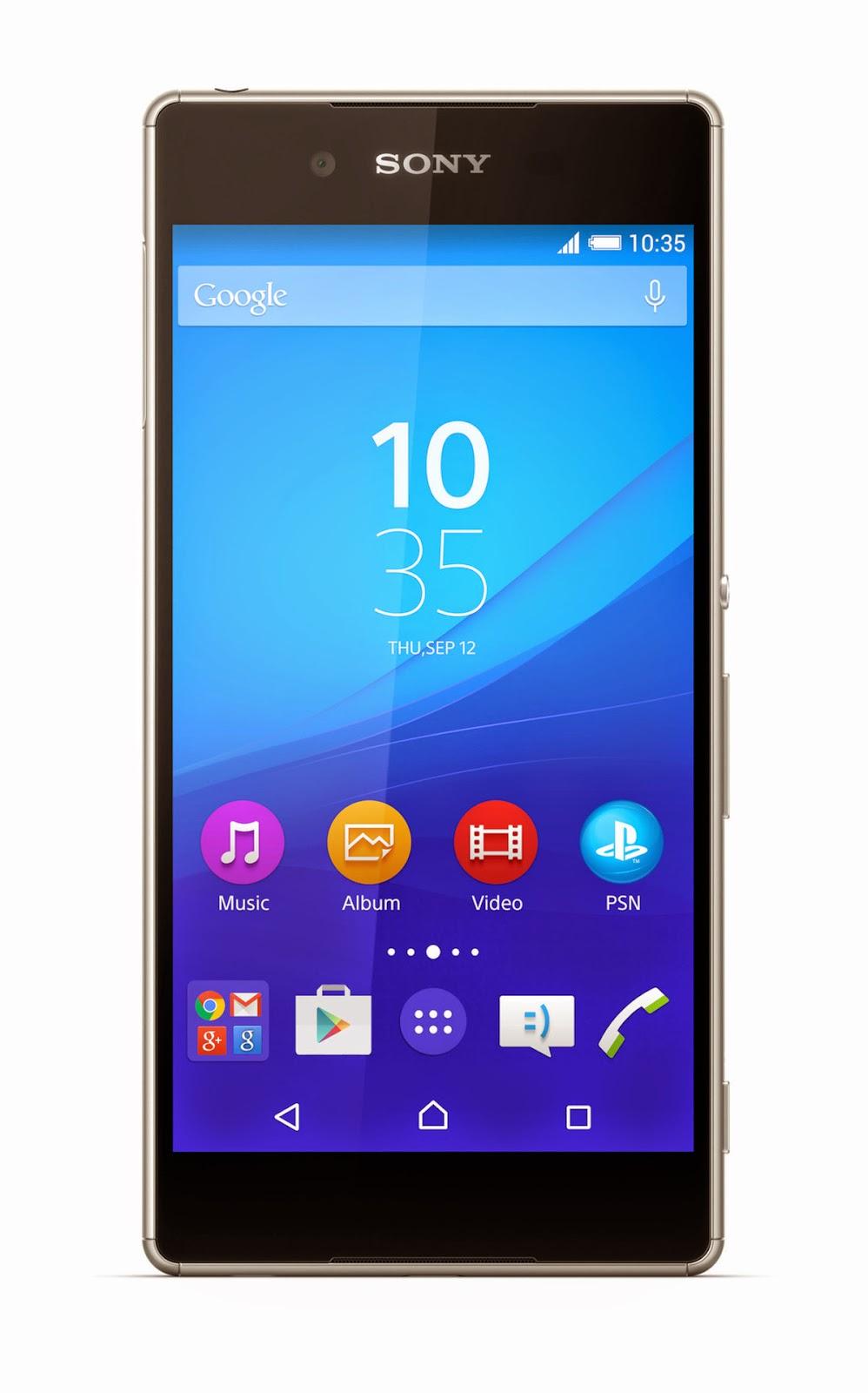 Sony Xperia Z4 özellikleri