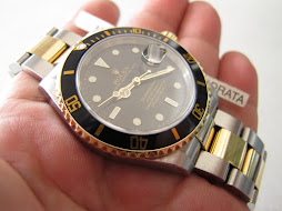 ROLEX SUBMARINER DATE TWO TONE - ROLEX 16613T - SERIE F YEAR 2006