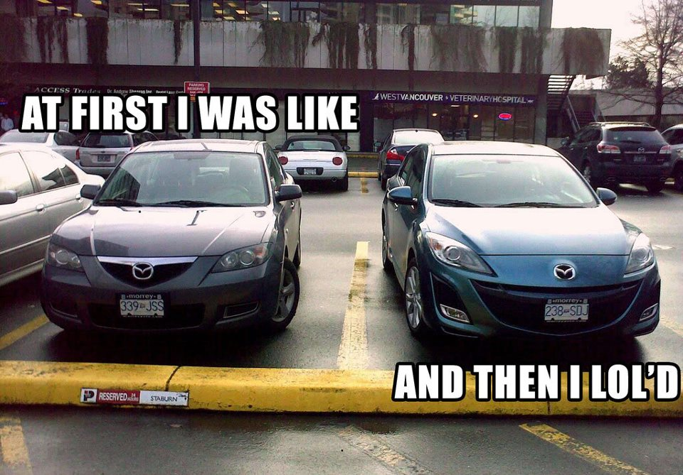Difference Between Mazda 3 And 6 >> Mazda 3 2012 a killer joke :D | catalog of cars