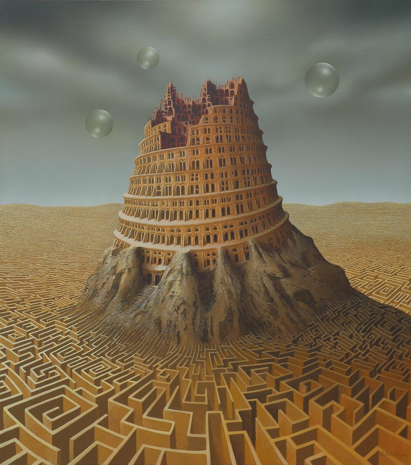 A Babel de Moas