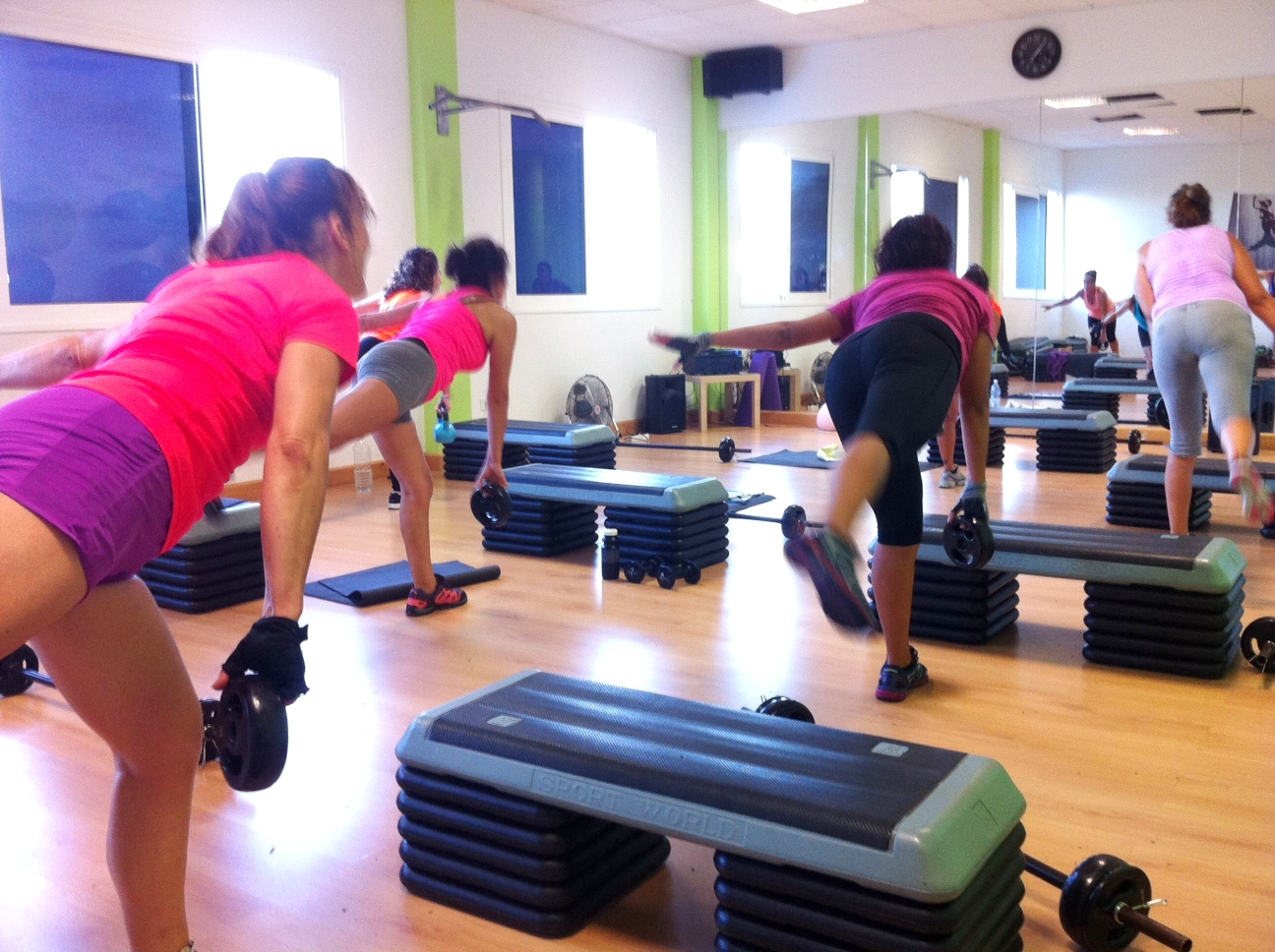 Elite gym centro fitness la semana pasada en elite gym for Centro fitness