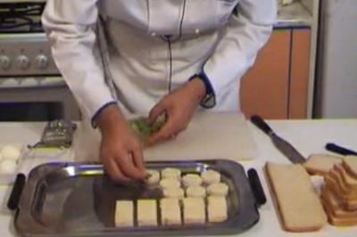 Kanepe Nasıl Yapılır - Videolu Tarifi