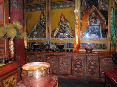 Tibet inside.