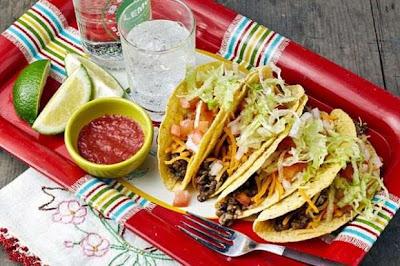 Slow Cooker Vegan Lentil Quinoa Taco Filling