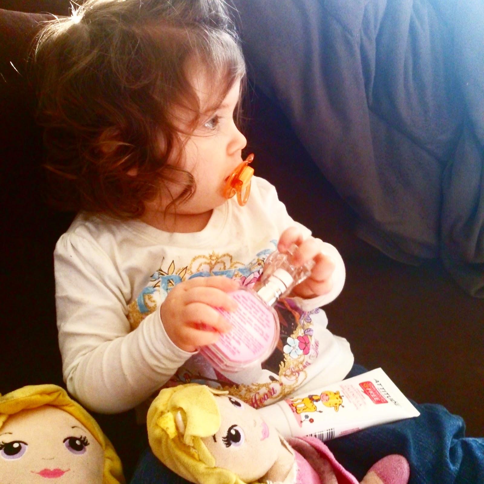 Mini Radieuse aime les petits pots de crèmes: Weleda, Princesse Jujube, #ATTITUDEtoutpetits et les autres