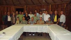 Vereador Edmundo participa da 100ª Reunião do Grupo de Apoio à Brigada Militar - GABM