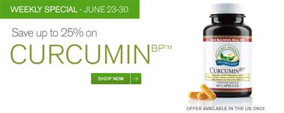Curcumin Sale