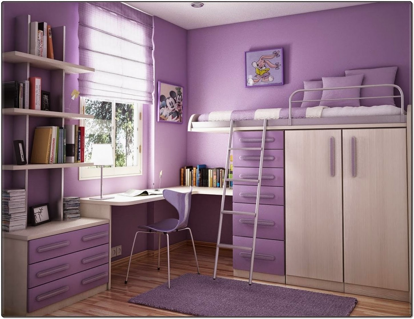 Kids Bedroom Awesome Idea Of