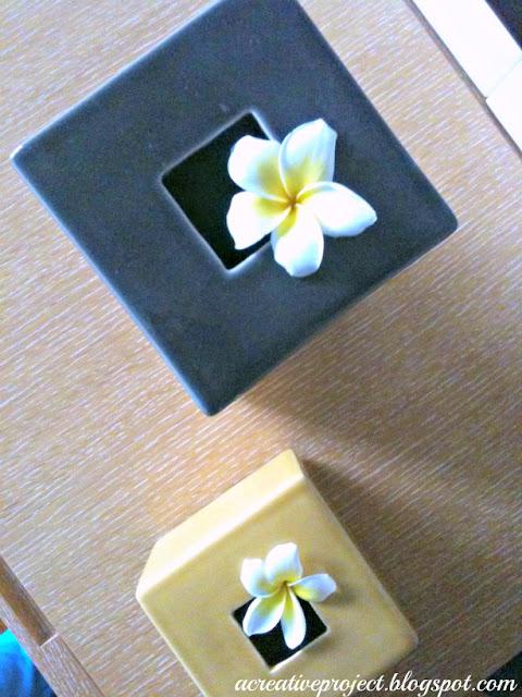 frangipani decorations,frangipani, frangipani centerpieces