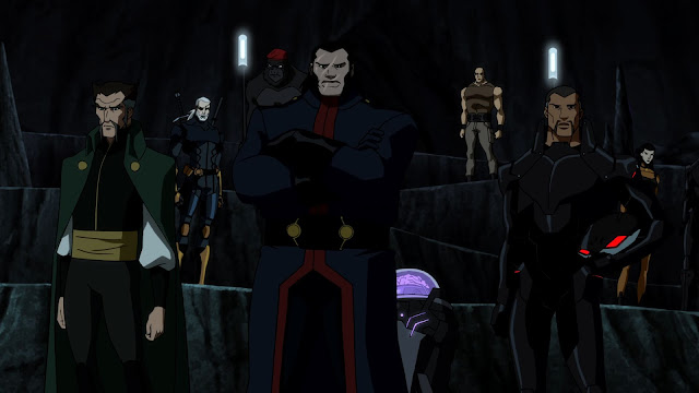 Young Justice The Brain Brian Owens Ima...