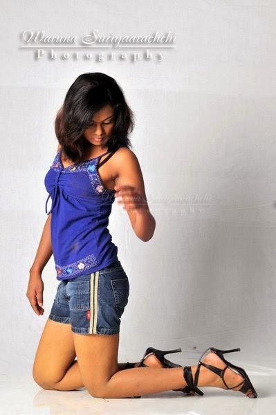 sri lankan model shorts