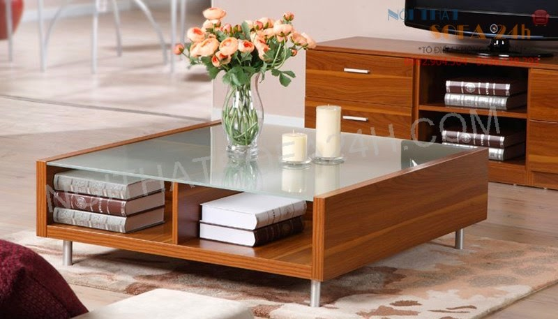 Bàn sofa gỗ BS100