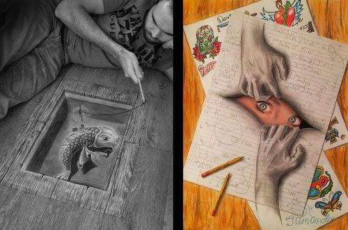 09-Keep-Fishing & I-Am-Anda-Optical-Illusionism-Ramon-Bruin-www-designstack-co