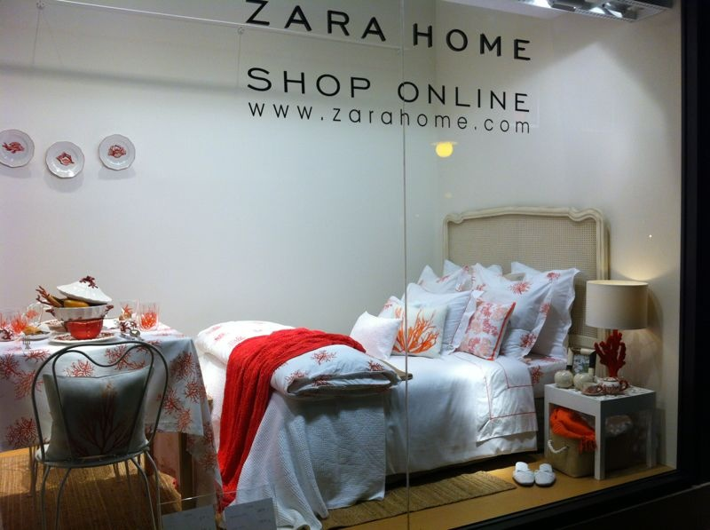 Quedamos en el blog camas de ensue o for Decoracion de camas zara home