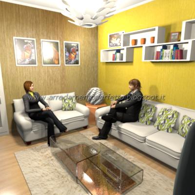 Consigli darredo: Come arredare un piccolo soggiorno