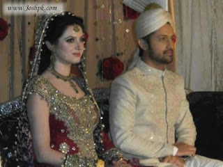 Atif Aslam Wedding Pictures (Exclusive Baraat Photoshoot)