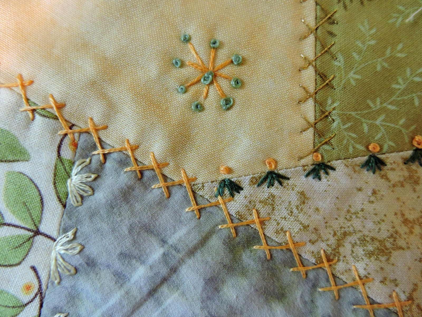 Somerset stitch basic hand embroidery stitches