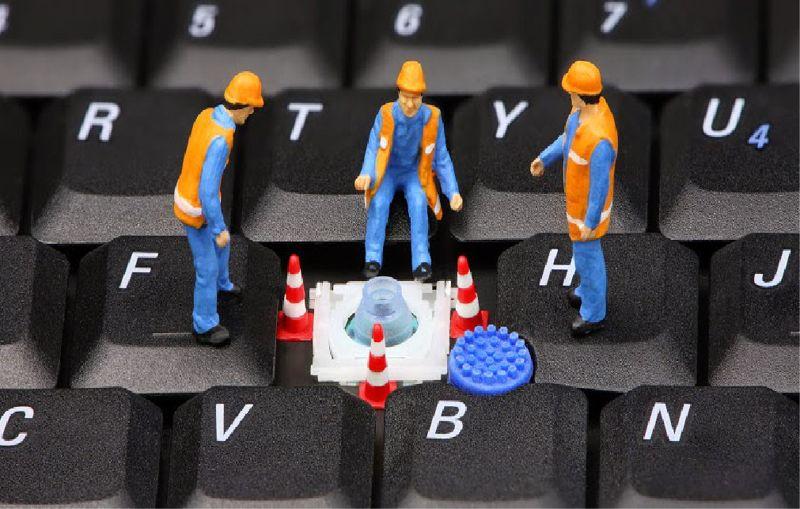 برنامج لإستبدال الأزرار المعطلة في لوحة المفاتيح وتعيين أزرار أُخرى للعمل بدلاً منها MapKeyboard