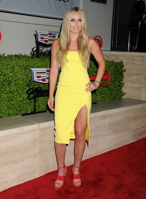 Athlete, Olympic Alpine Skiier, Ski @ Lindsey Vonn - BODY at ESPYs at Milk Studios in Hollywood