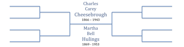 The Charles Carey Cheesebrough Family