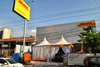 Outlet DHL Service Center Semarang