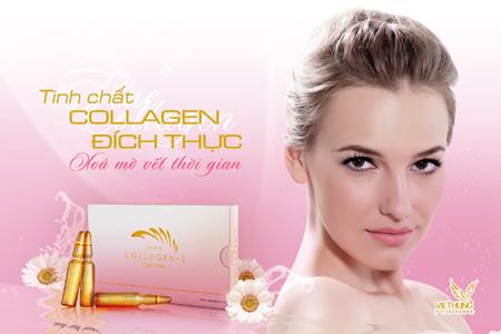 Cách bổ sung collagen hạn chế nếp nhăn lão hóa da hiệu quả