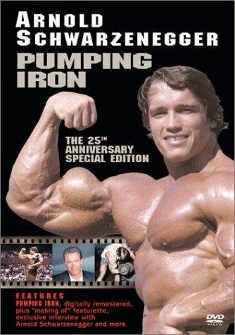 Pumping Iron (1977) Poster