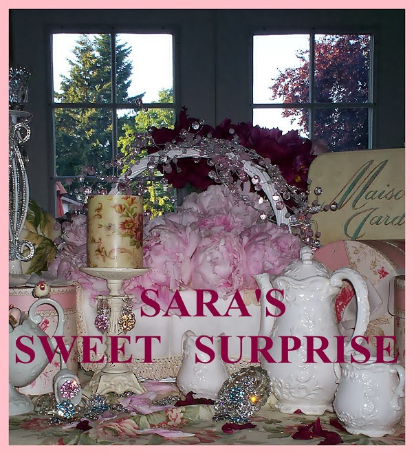Sara's Sweet Surprise Facebook