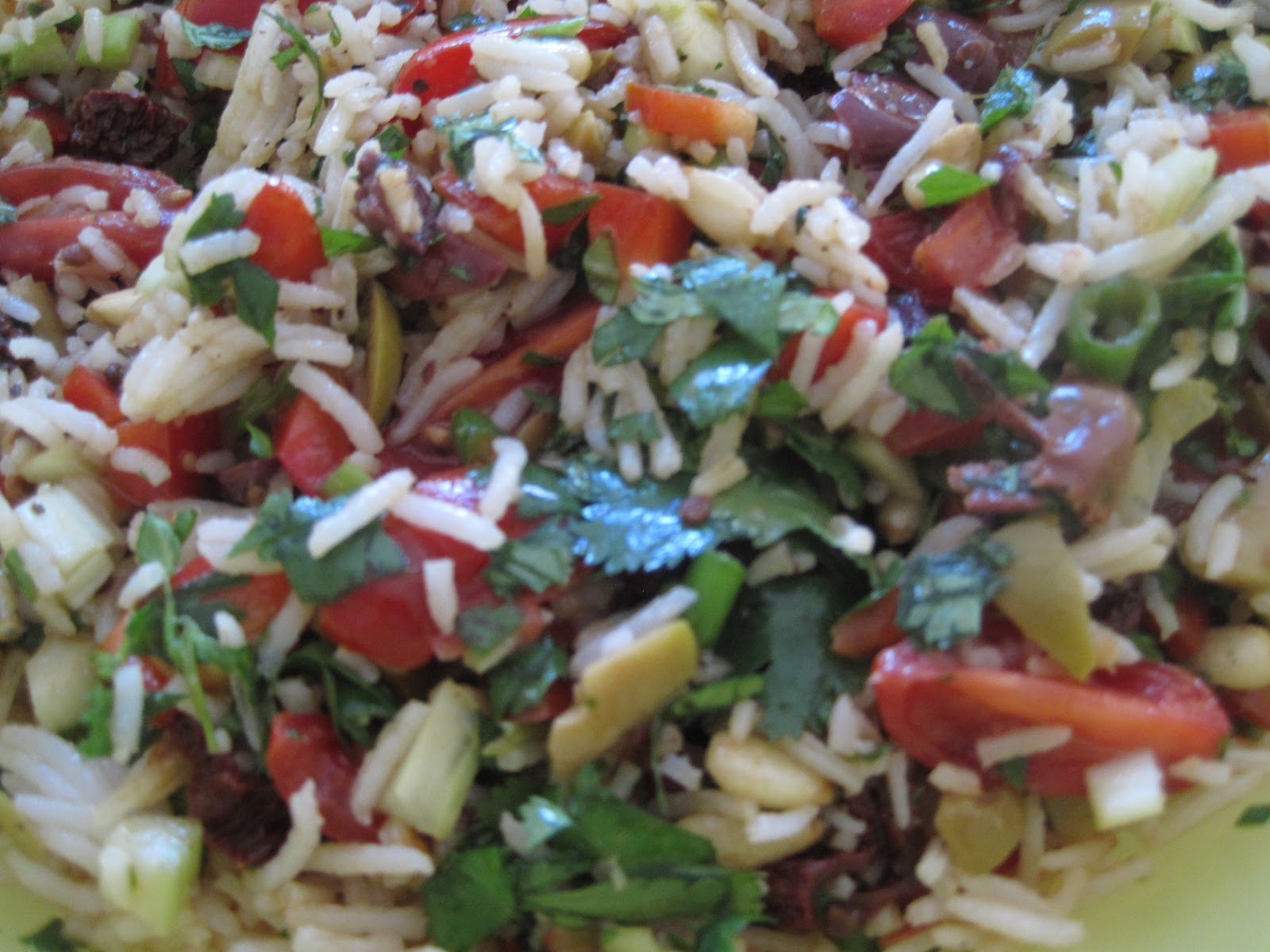 Mediterranean Grain Salad Recipes — Dishmaps
