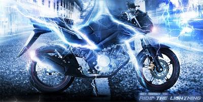 Yamaha All New Vixion 2013